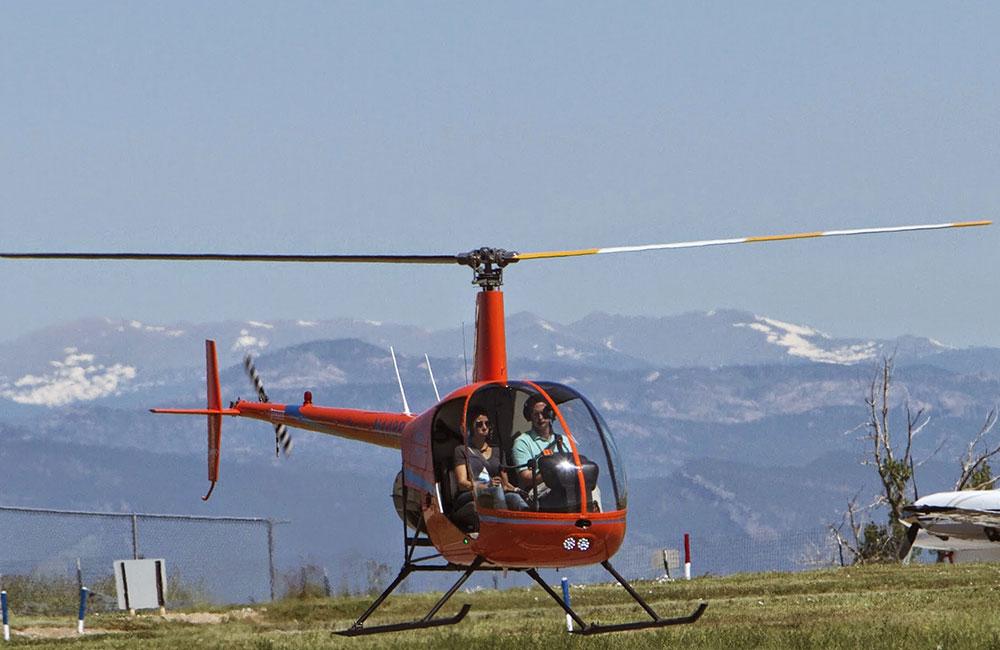 Private Pilot – Colorado Heliops