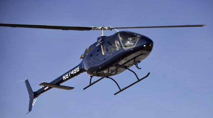 charter, helicopter charter, passenger flights, bell 505